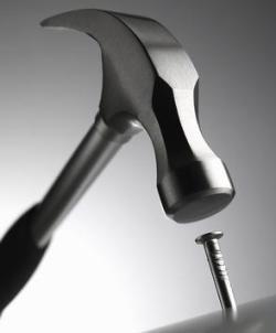 hammering-a-nail