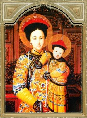 A situação do Catolicismo naChina