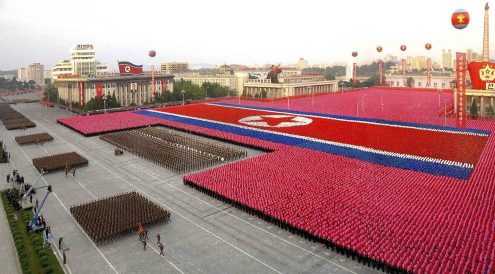 Coréia do Norte, liberdade oumorte