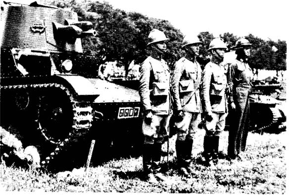 siam-franco war tanks 1941