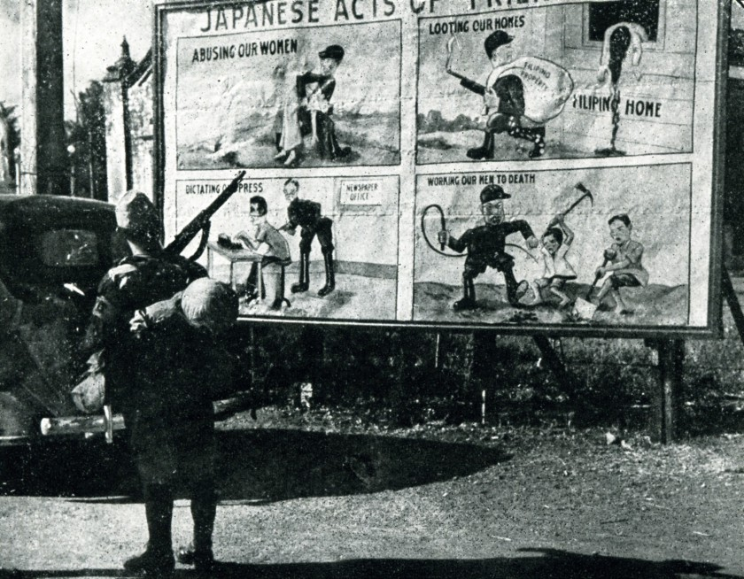 US_propaganda_and_Japanese_soldier
