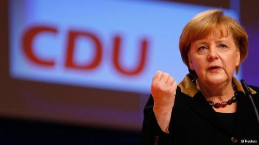 Merkel CDU