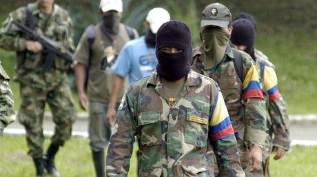 Ataque Terrorista deixa 70.000 Colombianos semÁgua