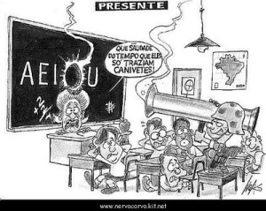 controle aversivo na sala de aula