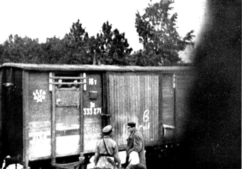 Juuniküüditamine - deportação de Junho 1941 - Estônia