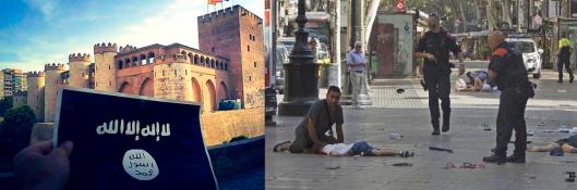 A presença do Estado Islâmico na Espanha