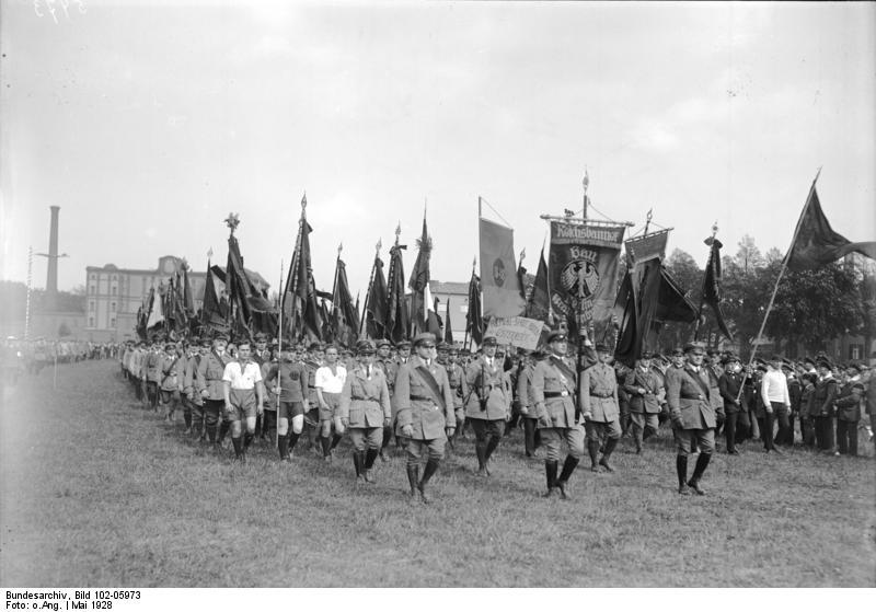 Brandenburg/Havel, Reichsbanner-Gautag